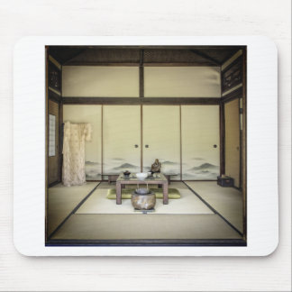Traditional Japanese Room Mouse Pads