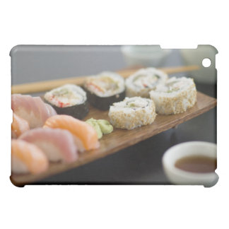 Traditional Japanese sushi iPad Mini Cover