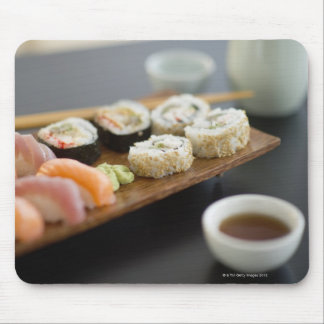 Traditional Japanese sushi Mouse Pad