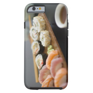 Traditional Japanese sushi Tough iPhone 6 Case