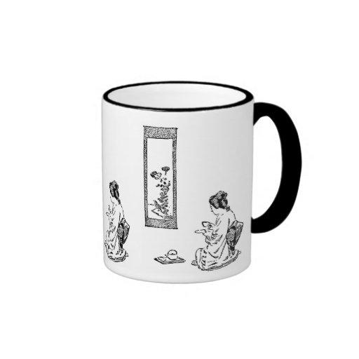 Traditional JapaneseTea Ceremony Mug