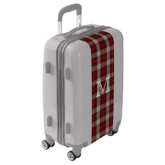 Traditional MacFie Tartan Plaid Ugo Luggage