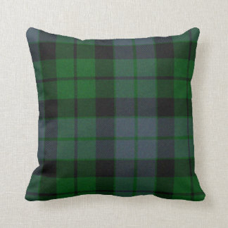 Traditional MacKay Tartan Plaid Pillow