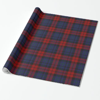 Traditional MacLachlan Tartan Plaid Wrapping Paper