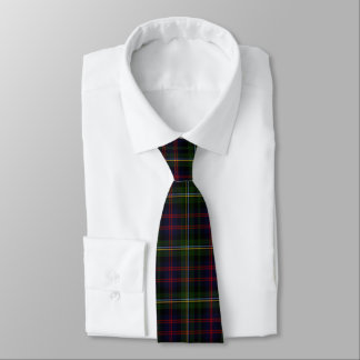 Traditional Malcolm Plaid Neck Tie