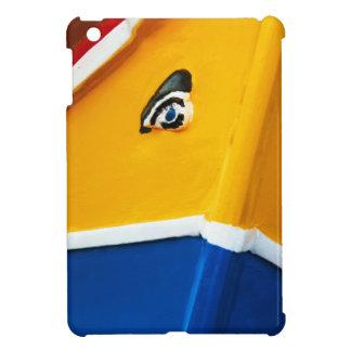 Traditional Maltese Boat Luzzu iPad Mini Covers