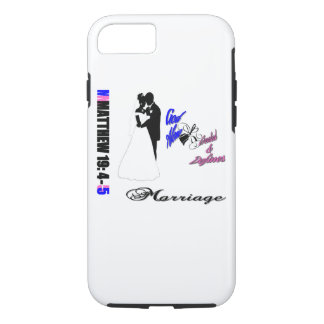 Traditional Marriage iPhone 7 Case