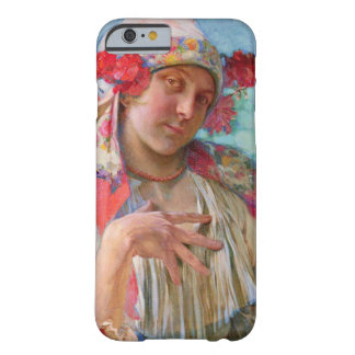 Traditional Moravian Fashion 1920 Barely There iPhone 6 Case
