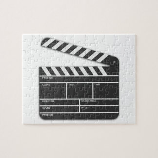 Traditional Movie Clapper-Board Puzzles