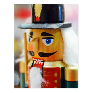 Traditional Nutcracker Postcard