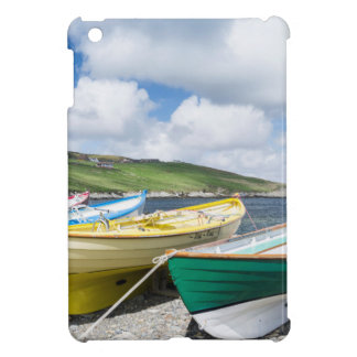 Traditional rowboats iPad mini cover