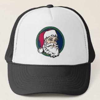 Traditional Santa Face Trucker Hat