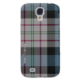 Traditional Scottish Ferguson Tartan Plaid Custom Galaxy S4 Case