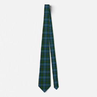Traditional Scottish Plaid Clan MacLeod Neck Tie