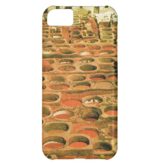 Traditional Tanneries, Fez, Morocco, North AFrica iPhone 5C Case