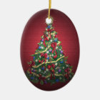 Traditional Tree Christmas Ornament
