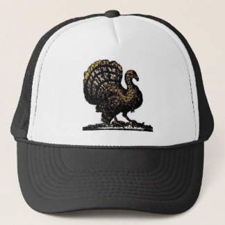 Traditional Turkey Trucker Hat