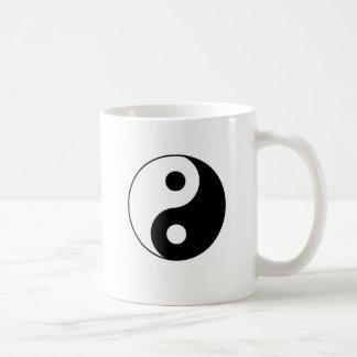 Traditional Yin Yang Coffee Mug