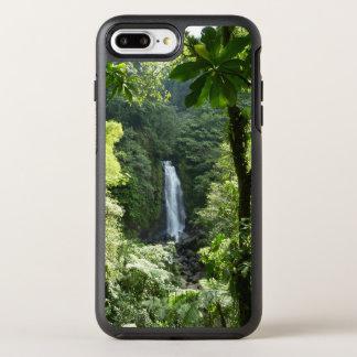 Trafalgar Falls Tropical Rainforest Photography OtterBox Symmetry iPhone 8 Plus/7 Plus Case