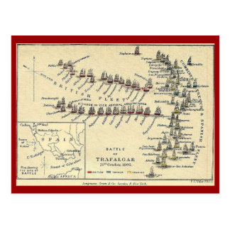 Trafalgar Post Card