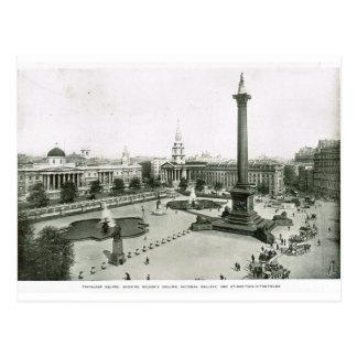Trafalgar Square 1900 Post Cards