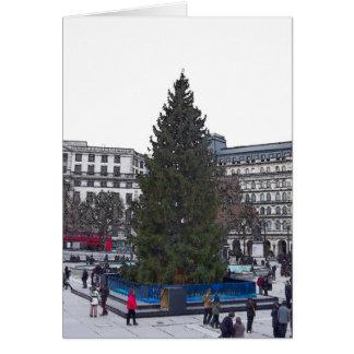 Trafalgar square cards