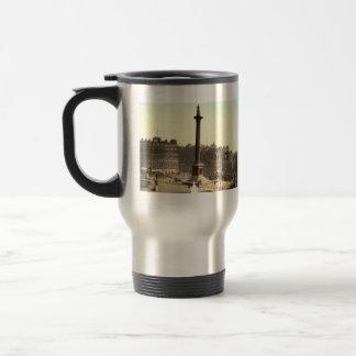 Trafalgar Square I, London, England Travel Mug