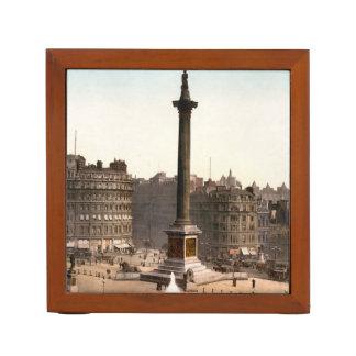 Trafalgar Square London England Desk Organiser
