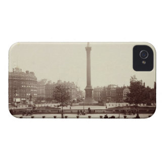 Trafalgar Square, London (sepia photo) iPhone 4 Case-Mate Case