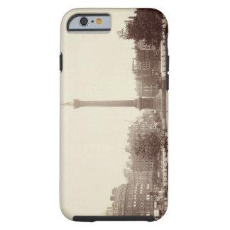 Trafalgar Square, London (sepia photo) Tough iPhone 6 Case