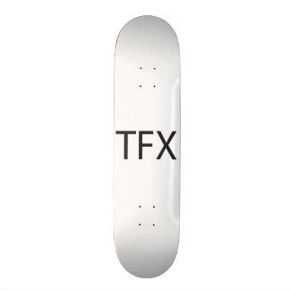 Traffic ai custom skateboard