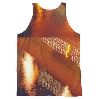 Traffic All-Over Print Tank Top