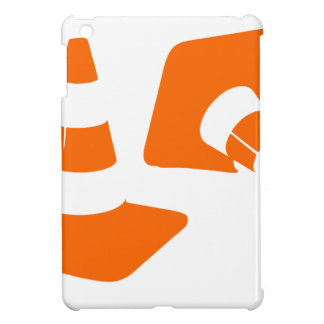 Traffic cone safety pylon  two Whitch hat marker 2 iPad Mini Cases