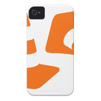 Traffic cone safety pylon  two Whitch hat marker 2 iPhone 4 Cases