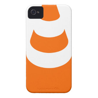 Traffic cone safety pylon Whitch hat marker iPhone 4 Case