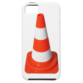 Traffic cone tough iPhone 5 case