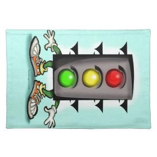 Traffic Fun Placemat
