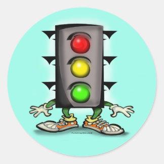 Traffic Fun Stickers