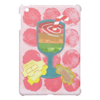 Traffic Light Milkshake Mini I-Pad Back iPad Mini Case