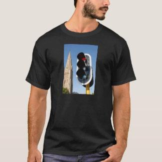 Traffic light save on T-Shirt