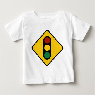 Traffic Light Sign Baby T-Shirt