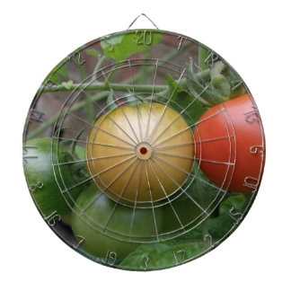 Traffic Light Tomatoes Dart Board