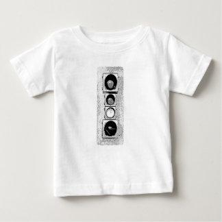 Traffic Lights Novelty Baby Tee Shirt