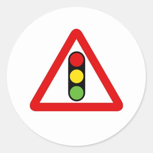 Traffic Lights Stickers