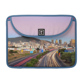 Traffic On Motorway To Cape Town, Western Cape Sleeves For MacBooks