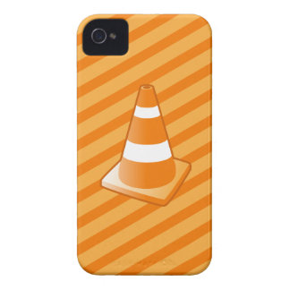 Traffic Safety Cone Blackberry Bold Case