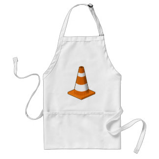 Traffic Safety Cone Splatter Standard Apron
