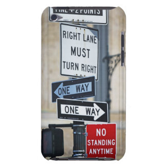 Traffic Signs Case-Mate iPod Touch Case