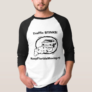 Traffic STINKS! T-Shirt