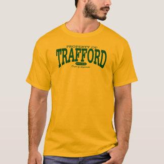 Trafford Sqrls Grn w/engrish T-Shirt